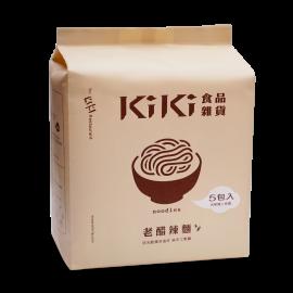 KiKi老醋辣拌麵 (五辛素)